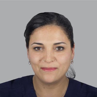 Dr Faouzia BOUSSETTA